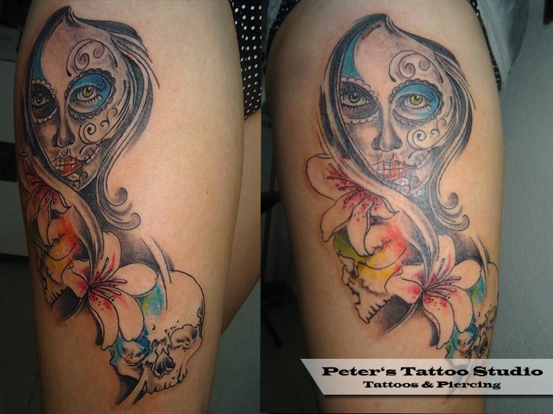 Aquarell | www.pp-tattoos.com
