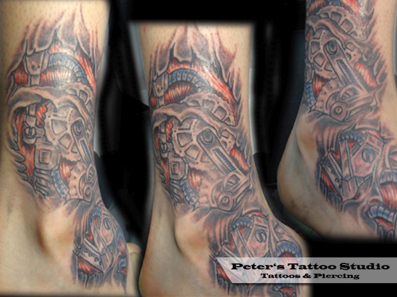 Biomechanics | www.pp-tattoos.com