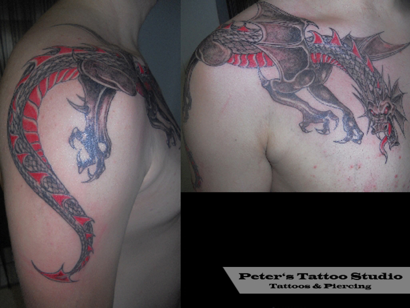 Dragon | www.pp-tattoos.com