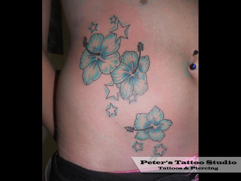 Flowers | www.pp-tattoos.com