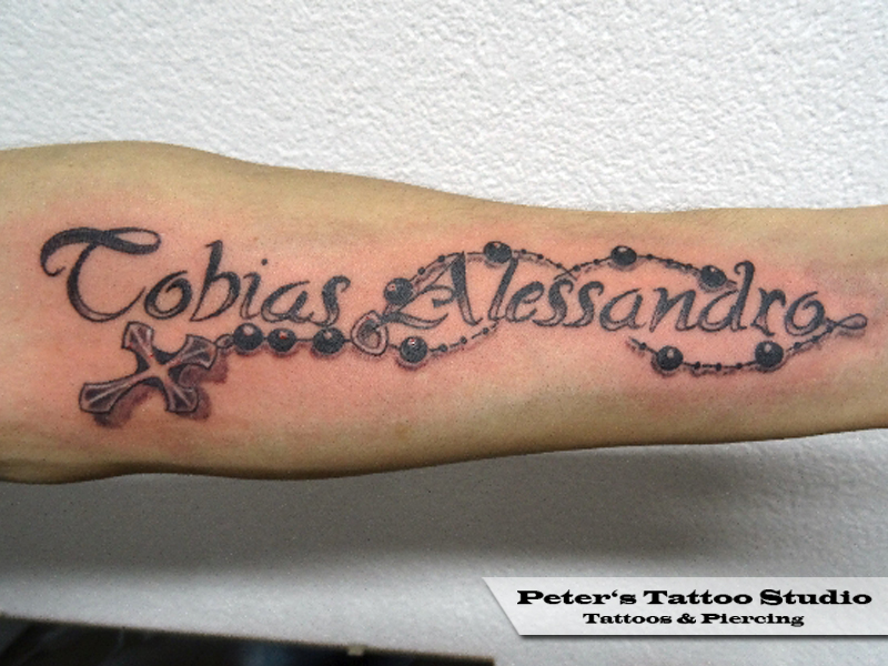 Fonts | www.pp-tattoos.com